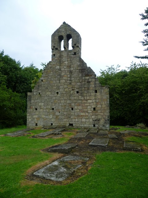 Ruined Kinneil Church