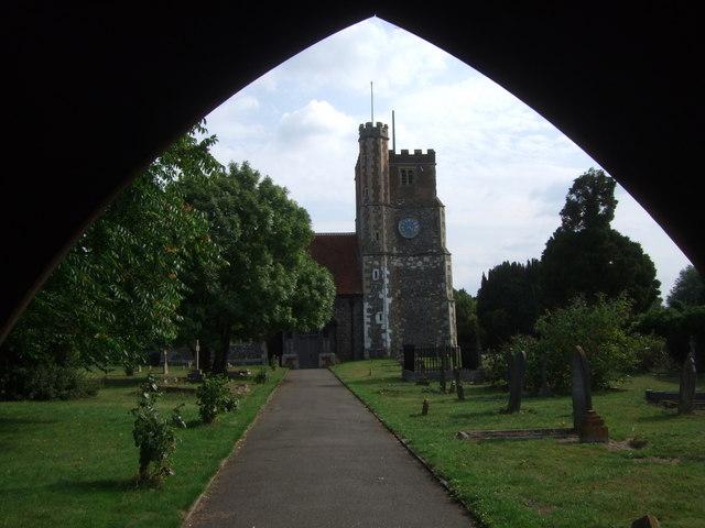 St Michael's Horton