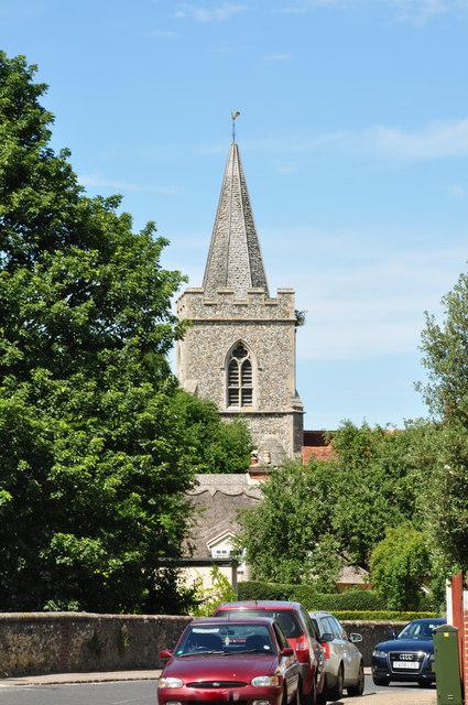 The Church of  'Saint Mary the Virgin' - Manuden