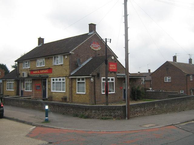 The Gentil Knight Pub Canterbury