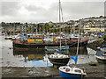 SW7933 : Falmouth Marina by David Dixon