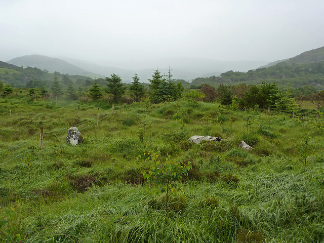Misty day, Gortnagappul