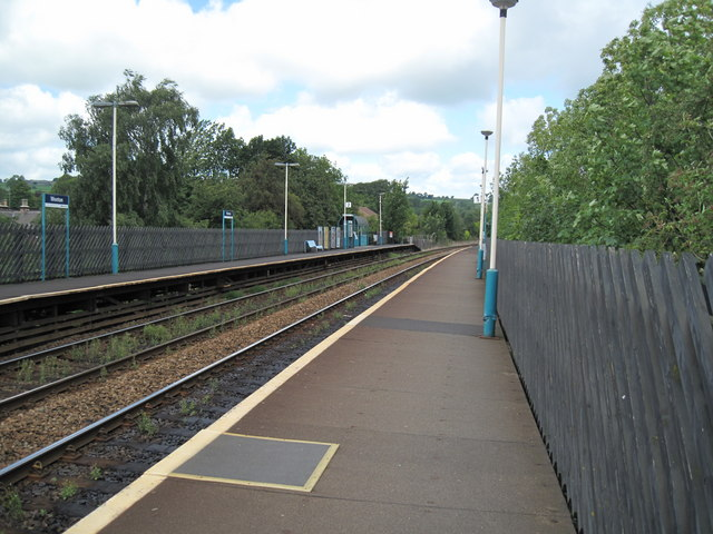 Weeton Railway Station