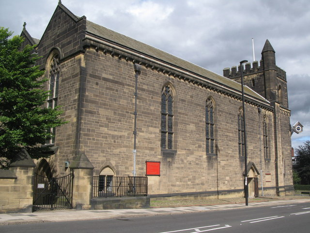 Church of St James and St. Basil, Fenham