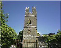 M2679 : Old Church in Mayo Abbey, County Mayo, Ireland. by colwynboy