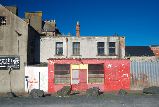 Barber Shop Bangor : Former Barbers Shop, Bangor (C) Rossographer :: Geograph Britain and ...