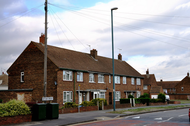 Attlee Drive - Temple Hill, Dartford