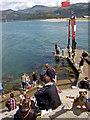 SH6115 : Crabbin' on the breakwater : Week 33