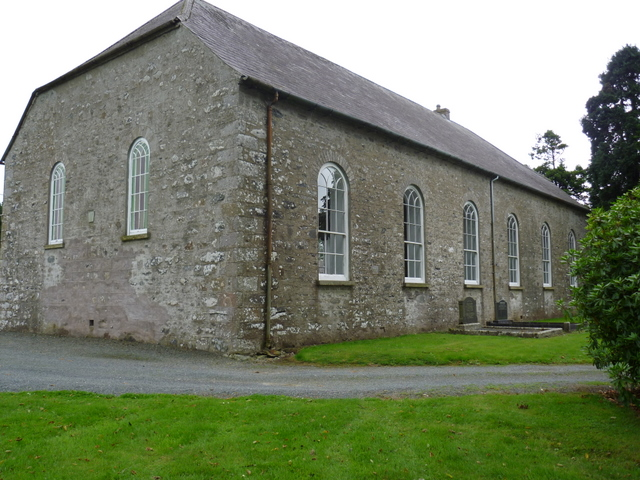 Dissension and Reunion: a history of the Presbyterian Churches of Ballybay