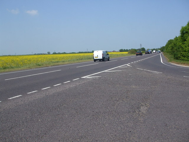 A17 Highbridge Junction, Swineshead
