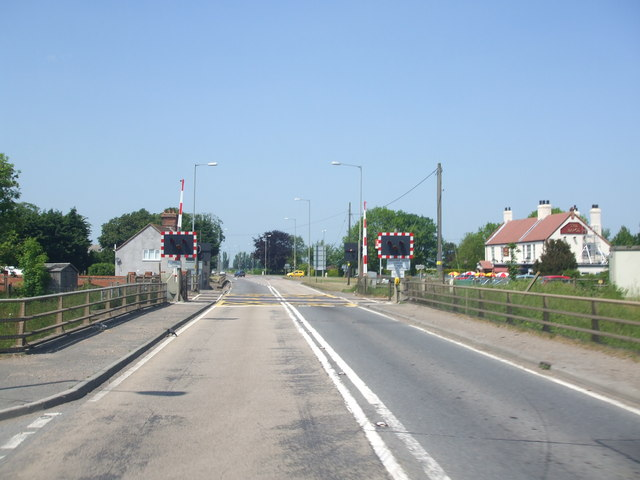 Swineshead Bridge Crossing