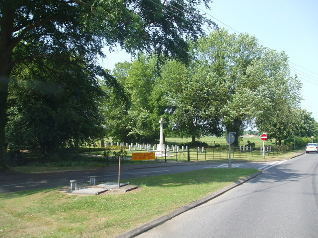 Scampton Cemetery