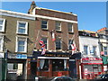 TQ3578 : Prince of Wales, Public house, Surrey Quays by David Anstiss