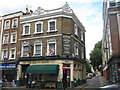 TQ3182 : The Old Ivy House public house, Finsbury, London by David Anstiss