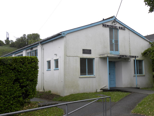 Portscatho Memorial Hall