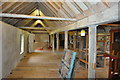 TG0638 : The Top Floor - Letheringsett Watermill by Ashley Dace
