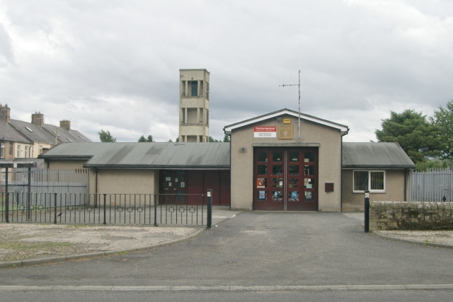 Haltwhistle fire station