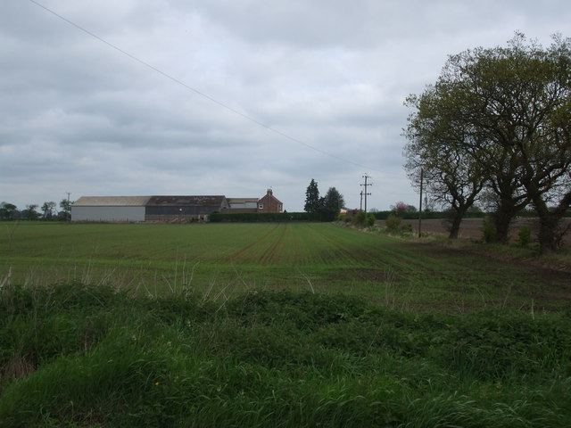 Allotment Farm, Wistow