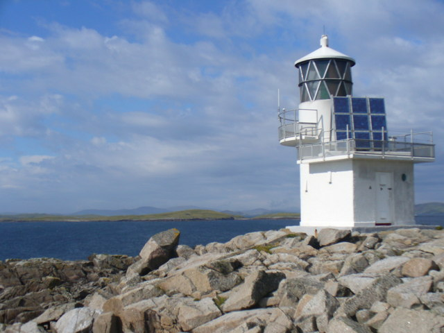 Fugla Ness Lighthouse