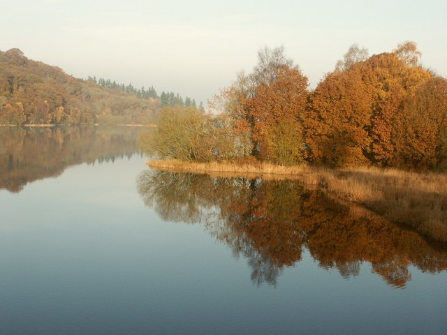 Autumn on Loch Ken