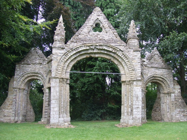 The Shobdon Arches