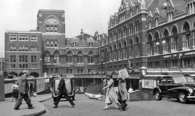 Top 10 London Hotels Near Liverpool Street Underground