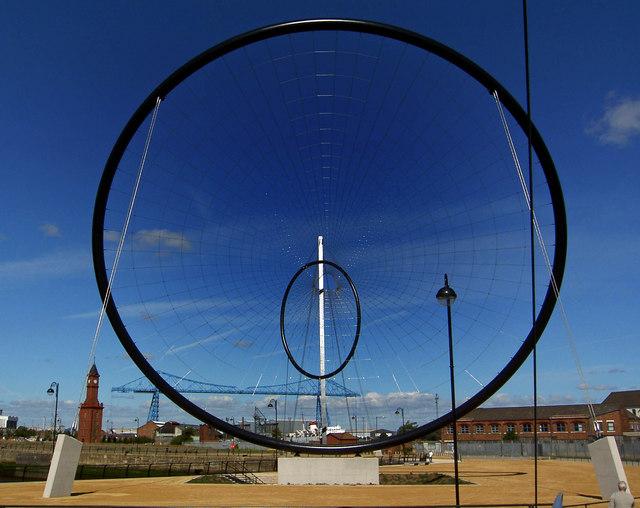 Temenos (sculpture)
