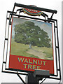 TQ7453 : The Walnut Tree sign by Oast House Archive