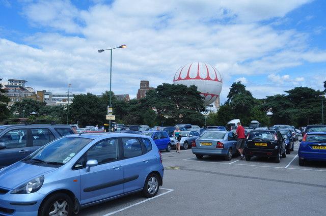 Bournemouth Gardens Car Park Whitley Bay