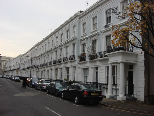 Terraced Houses, Amberley Road