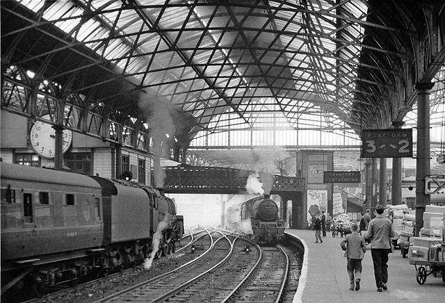 Manchester Exchange Station 169 Ben Brooksbank Cc By Sa 2 0