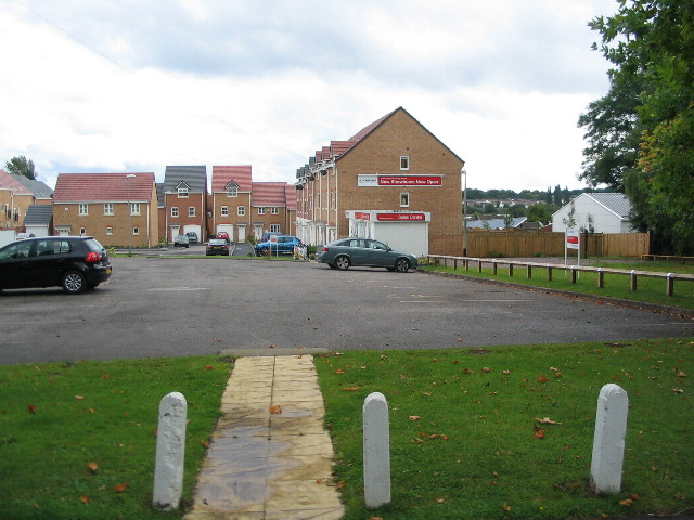 Housing development, Tile Hill Lane