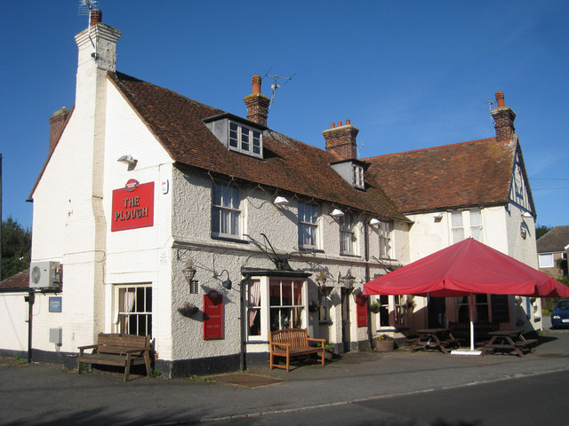 The Plough, Westfield