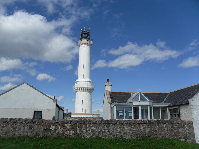 The Girdleness Lighthouse