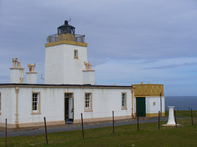 Esha Ness Lighthouse