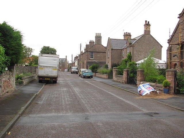 Main Street, Horncliffe