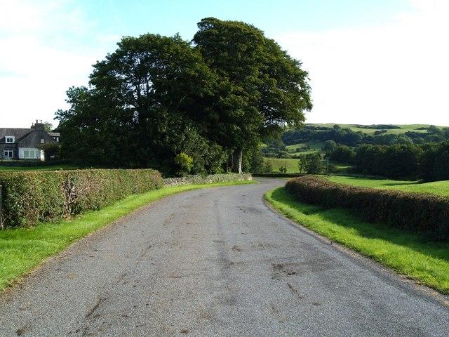 A75 road