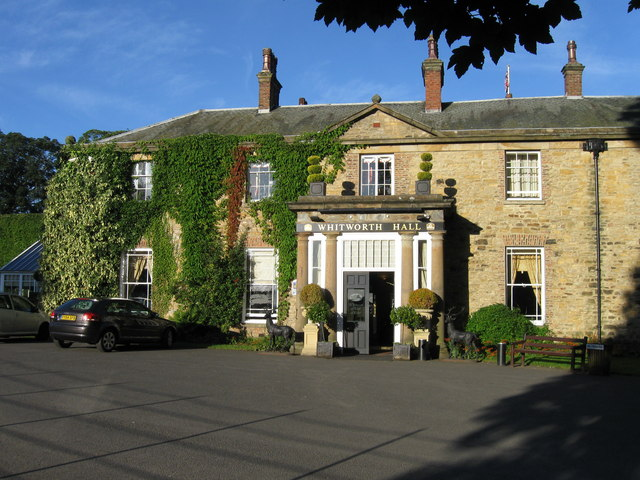 Whitworth Hall Hotel Spennymoor Durham