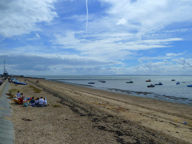 Shoebury Common Beach