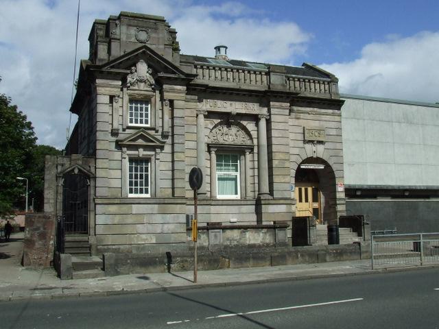 Dumbarton Public Library