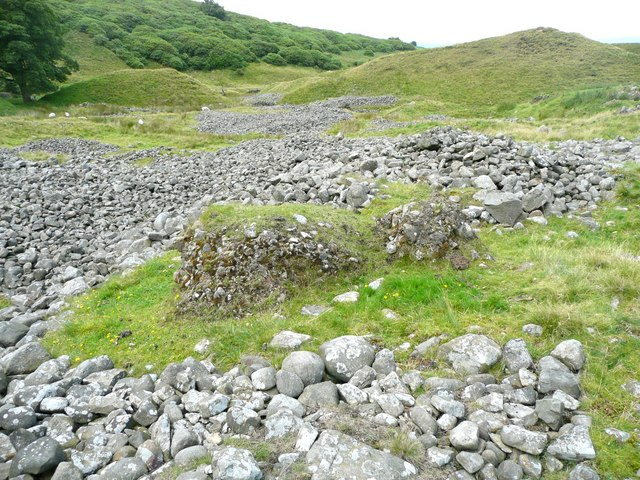 Sheddings, Shedden Clough