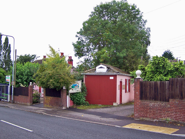 Hedge End Mobile Home Park