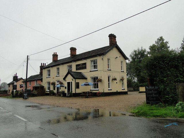 The Crown Inn, Weybread