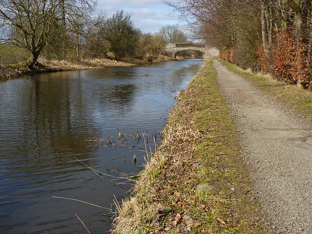 Union Canal and Bridge 13