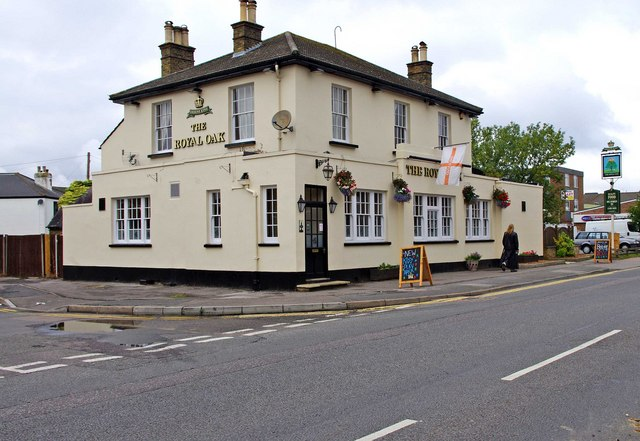 The Royal Oak (1), 265 Kingston Road
