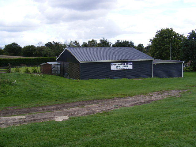 Halesworth Angel Bowls Club