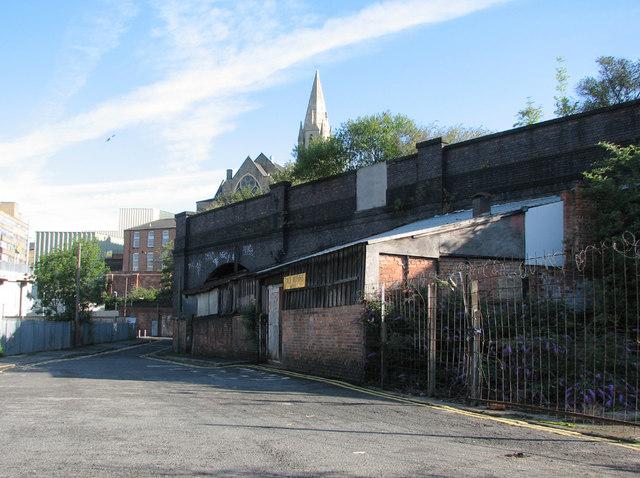 Great Northern Railway Arches Maltmill 169 John Sutton
