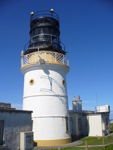 Lighthouse on Sumburgh Head