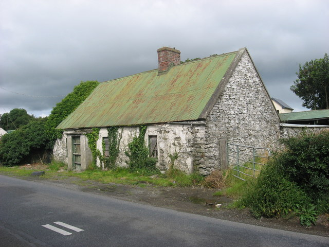 Cottage at Chanonrock, Co. Louth (2)