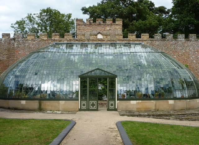 Italianate Greenhouse King George Vi 169 Pam Fray Cc By